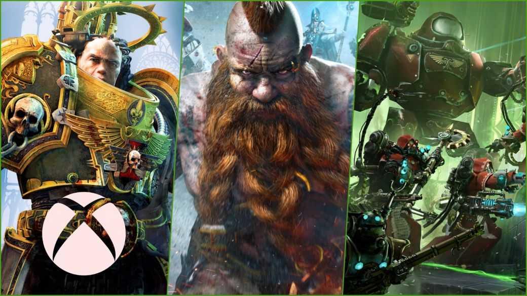 Warhammer, saga protagoniste des jours de jeu gratuits sur Xbox Series X