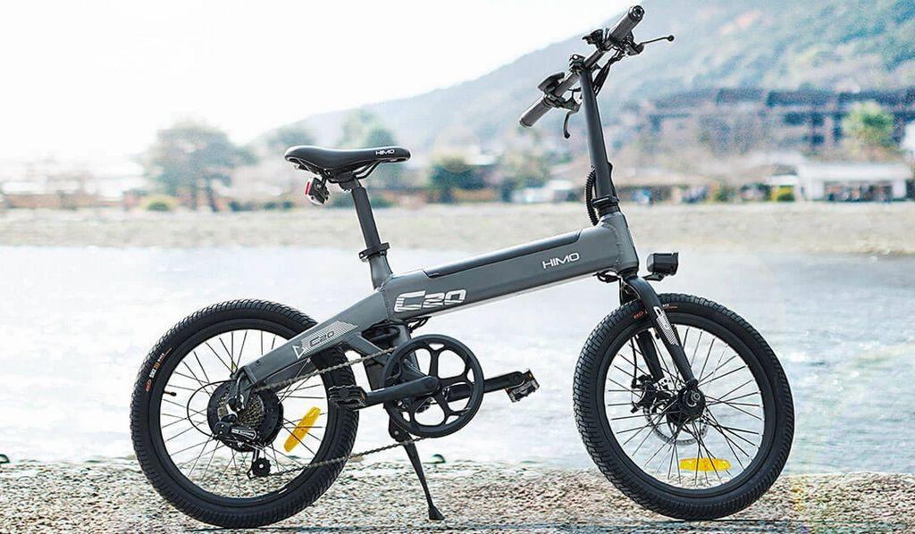Xiaomi Himo C20 - Prepare-se para o bom tempo com esta bicicleta elétrica