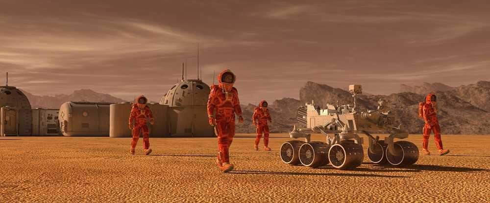 Mars Pourrait Il être Habité Par Des Humains ? Space Gaze