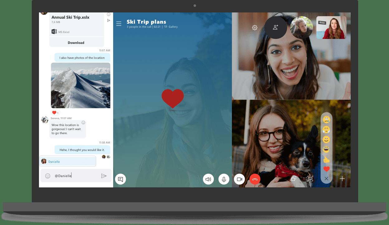 Bientôt plus de Skype ?  Vous pouvez le faire maintenant !