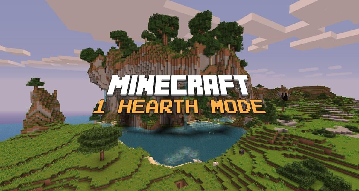 1 Heart Mod – Datapack Minecraft – 1.16