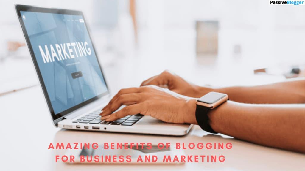 11 increíbles beneficios de los blogs para empresas y marketing