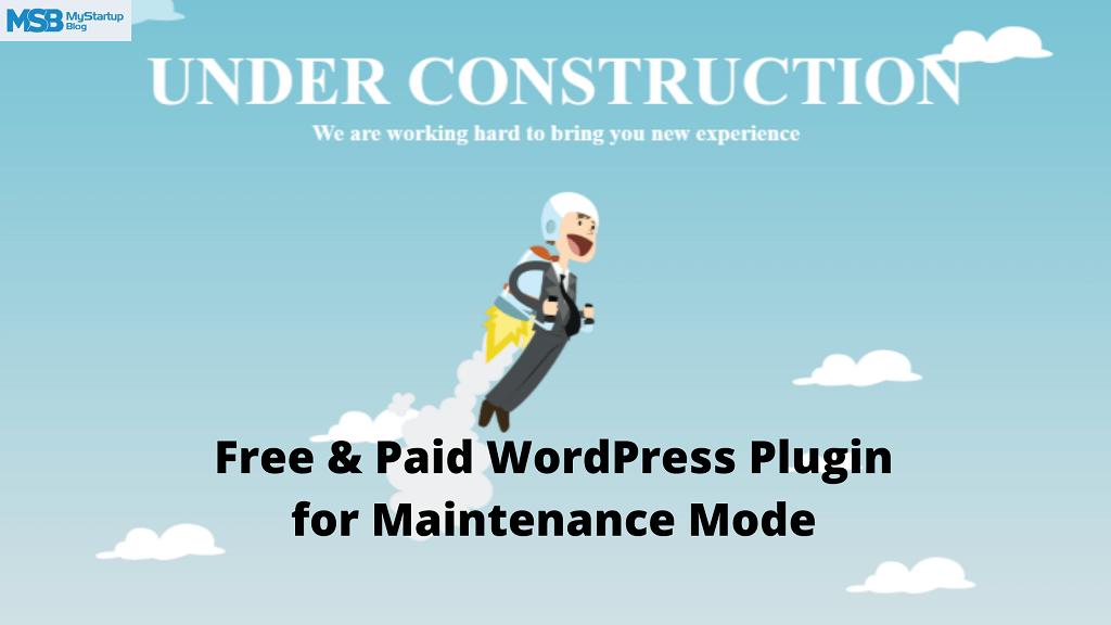 3 El mejor complemento de WordPress para el modo de mantenimiento en 2021