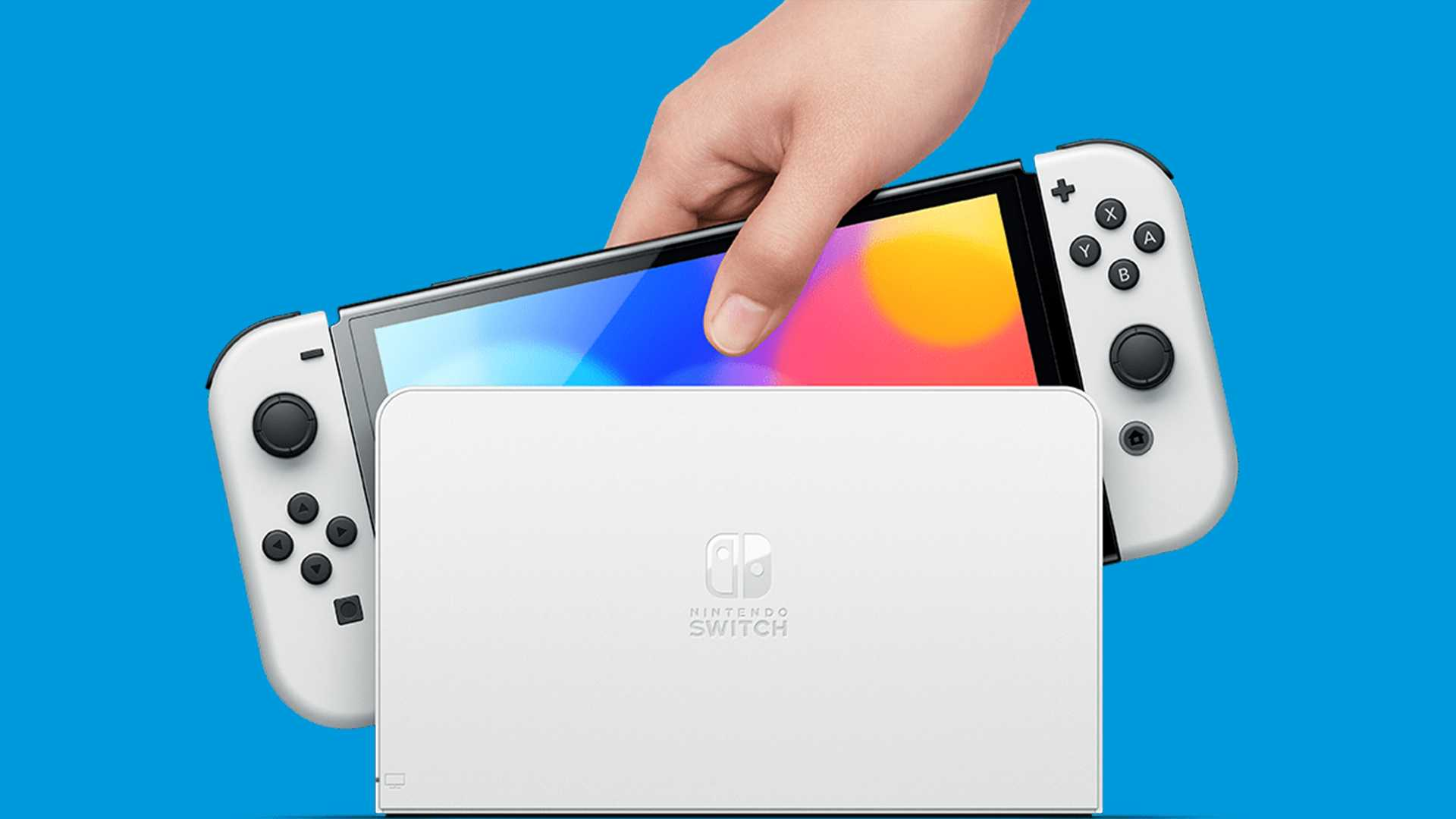 Nintendo Switch Avec Oled : 5 Améliorations Pour Les Fans