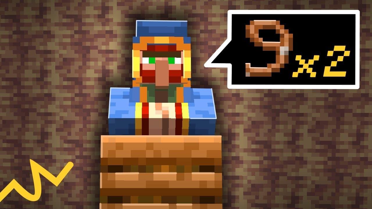 6 sugerencias para hacer las cosas inútiles y finalmente útiles en Minecraft • Minecraft.fr