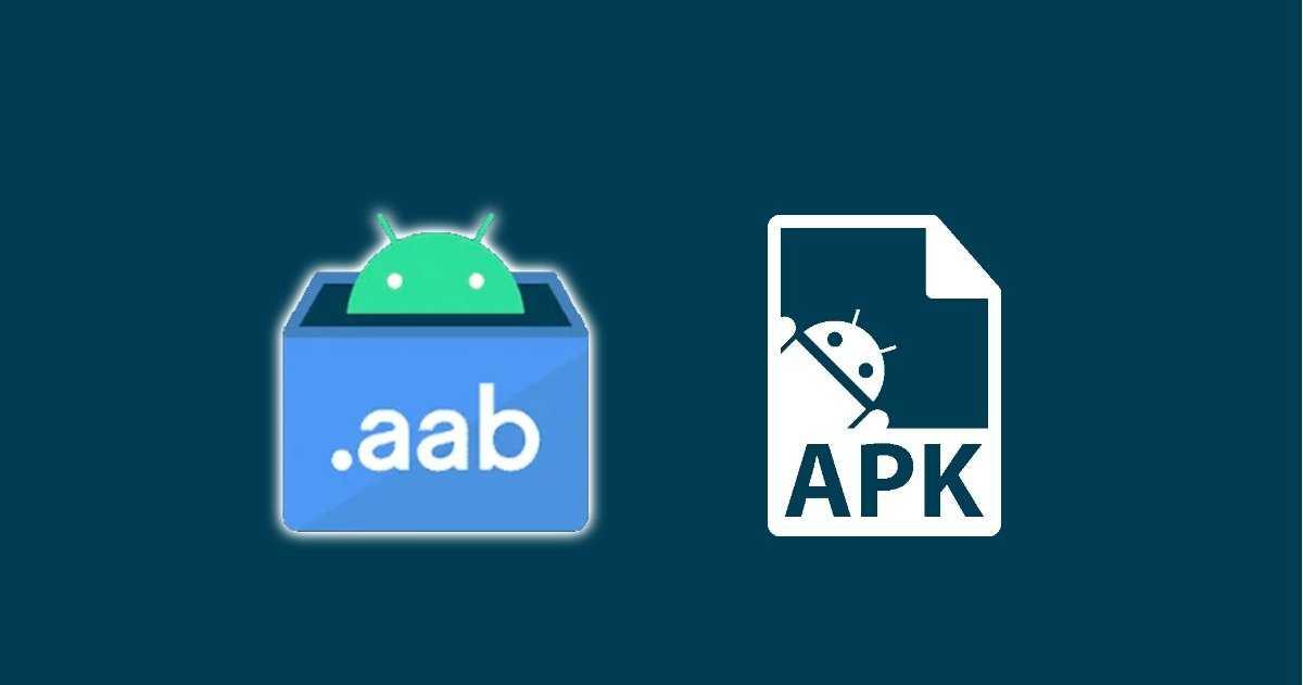 Format APK AAB