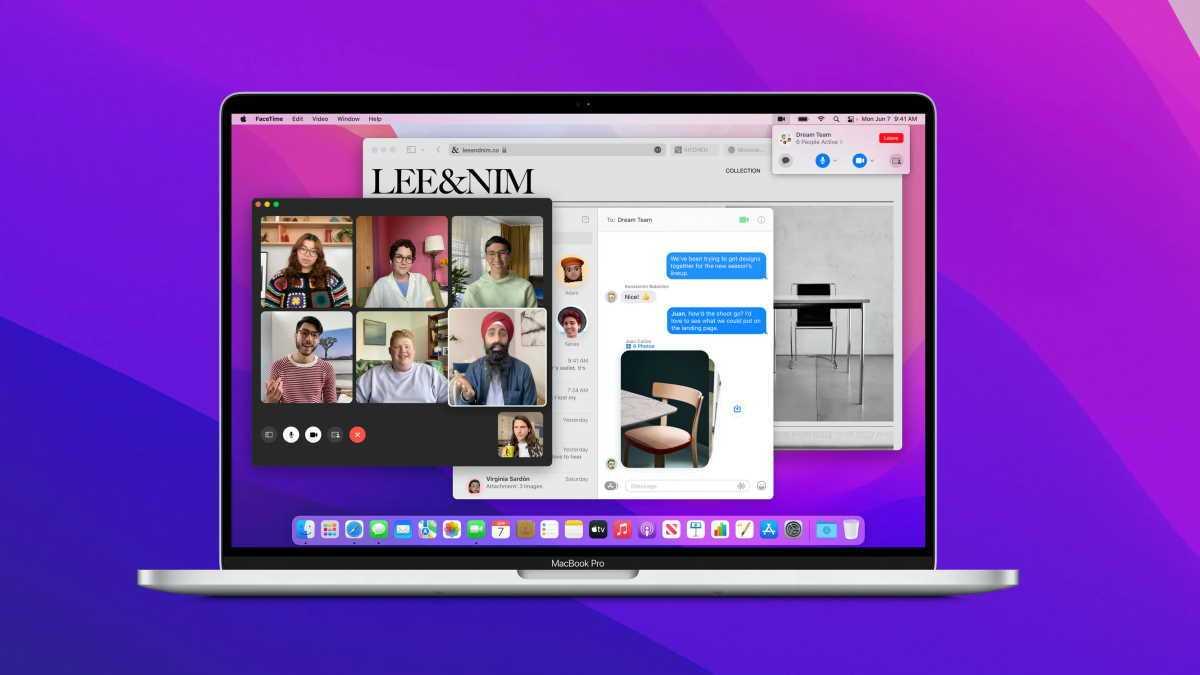 macOS Monterey Apple beta sistema