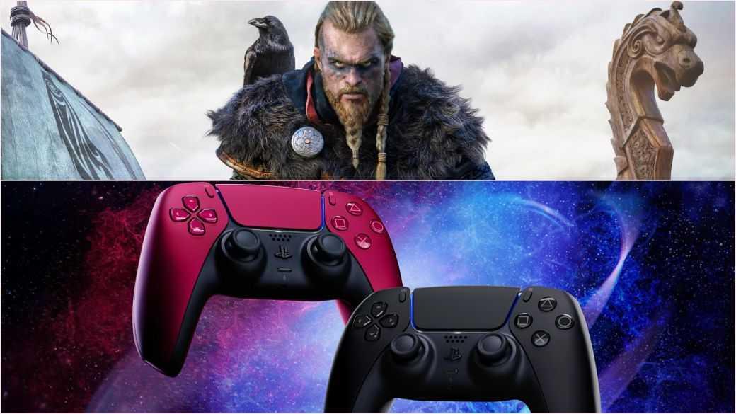 Assassin's Creed Valhalla sur PC a des fonctions DualSense, selon les utilisateurs