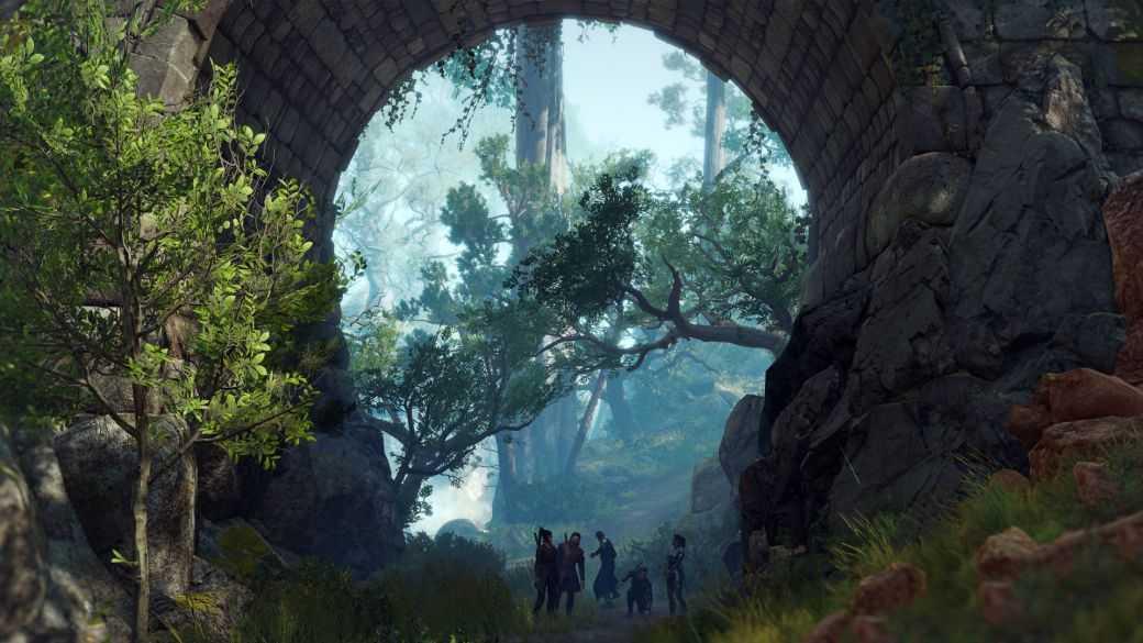 """Baldur's Gate 3 Sortira """"espérons Le"""" En 2022, Mais Confirme La"""