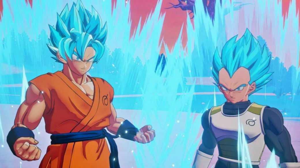 Dragon Ball Z Kakarot Confirme La Résolution Et Le Fps