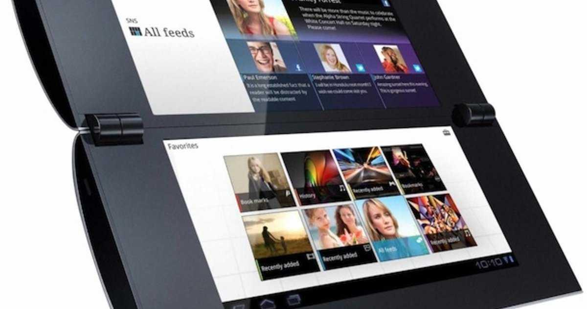 Découvrez la Sony Tablet P : l'échec de Sony dans le monde des tablettes pliables