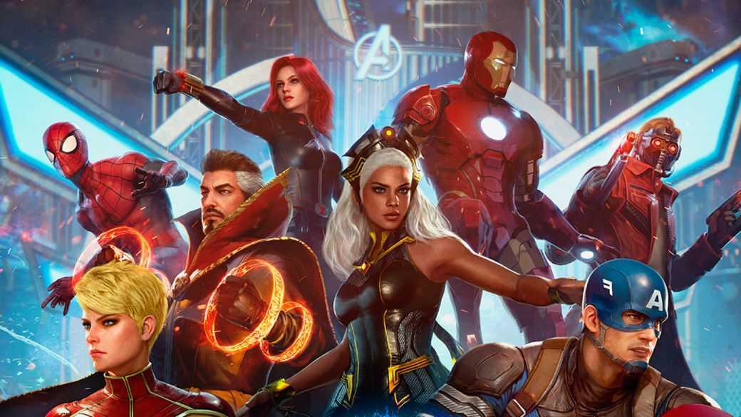 Marvel Future Revolution, le crossover mobile tant attendu, a déjà une date de sortie