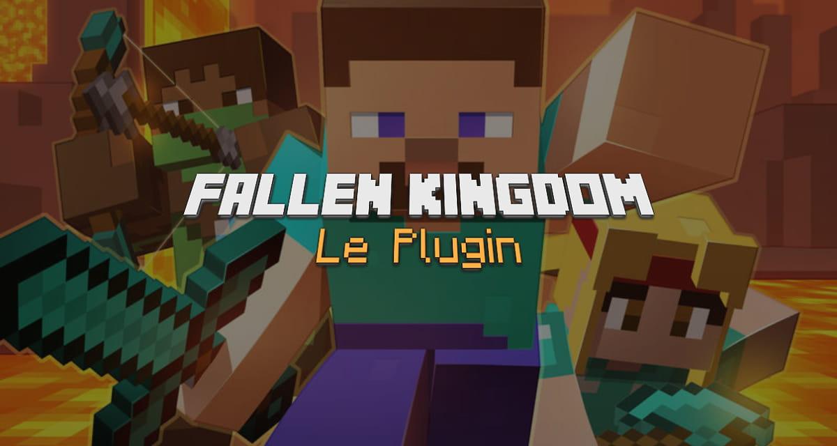 Fallen Kingdom – Plugin – 1.8.3 → 1.16.5