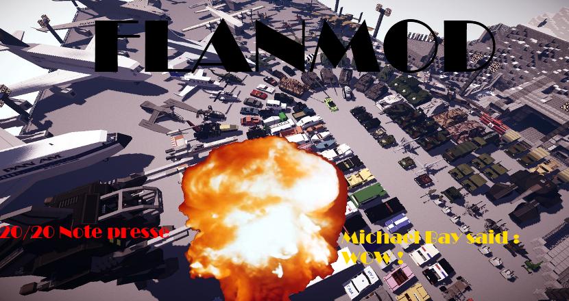Flan'S Mod – 1.7.10 → 1.12.2