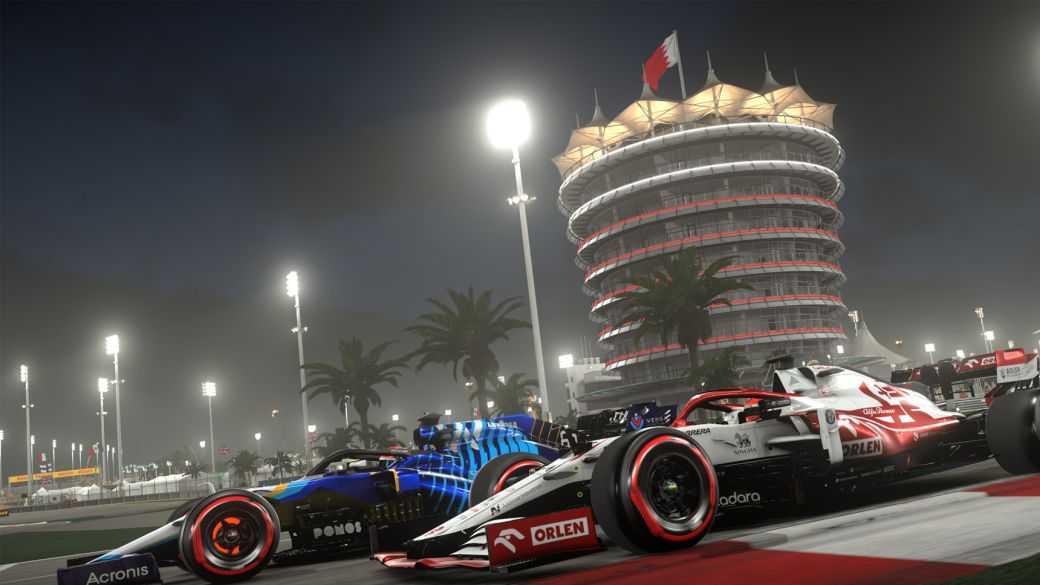 F1 2021 dévoile les premières statistiques officielles : Gasly, Raikkonen, Russell et plus