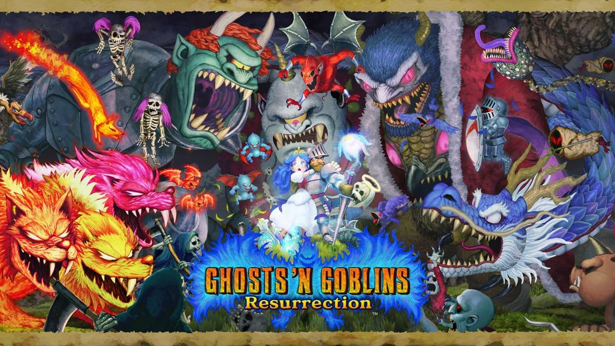 ghosts-n-goblins-resurrection-vignette-gamosaurus