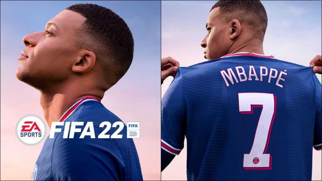 Fifa 22 Confirme Sa Couverture Officielle : Kylian Mbappé Redevient