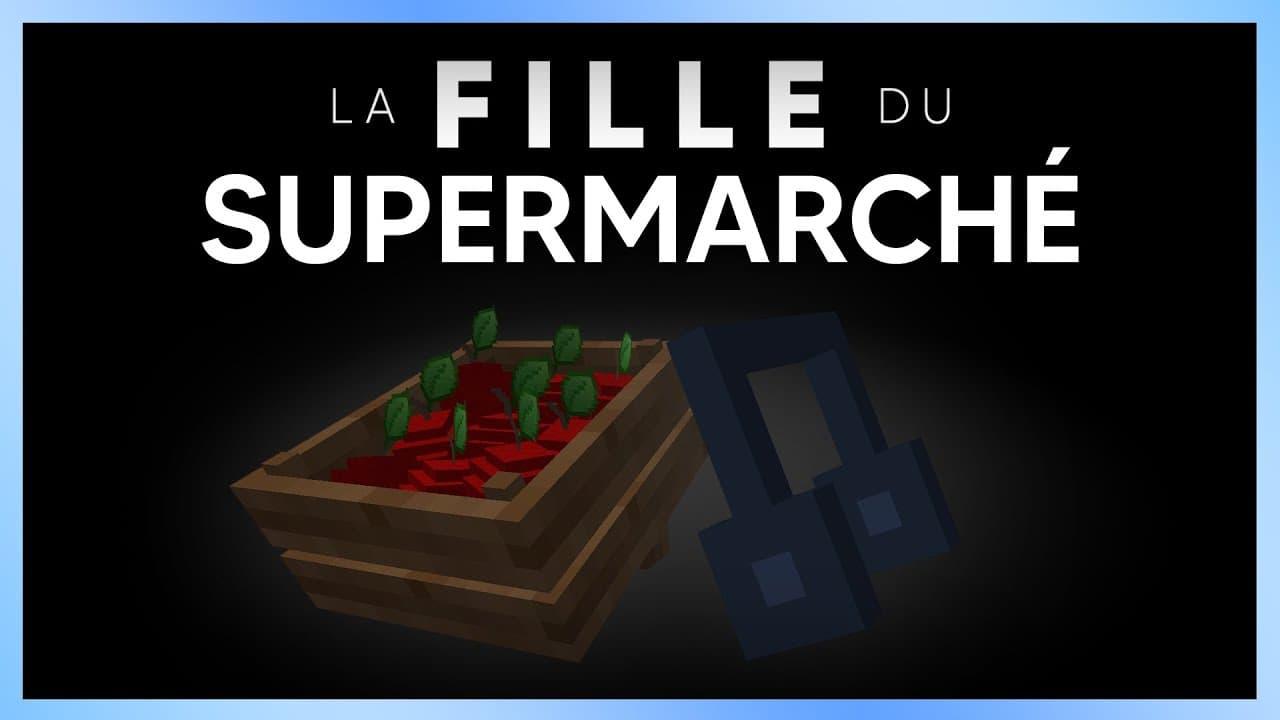 La chica del supermercado    Cortometraje (Minecraft Machinima) • Minecraft.fr