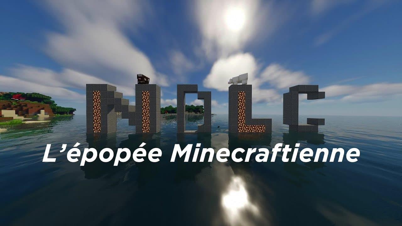 La epopeya de Minecraft - Minecraft Music • Minecraft.fr