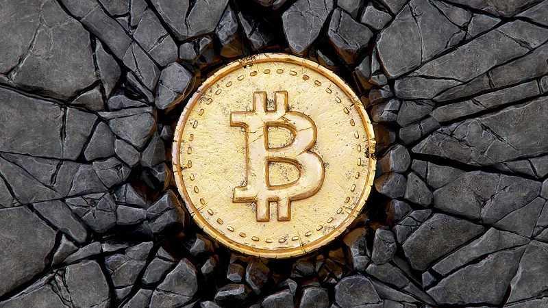 L'exploitation Minière De Bitcoin Réchauffe Un Lac Glaciaire à New
