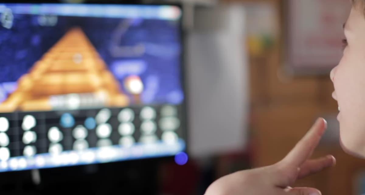 Une nouvelle technologie permet de jouer à Minecraft avec ses yeux