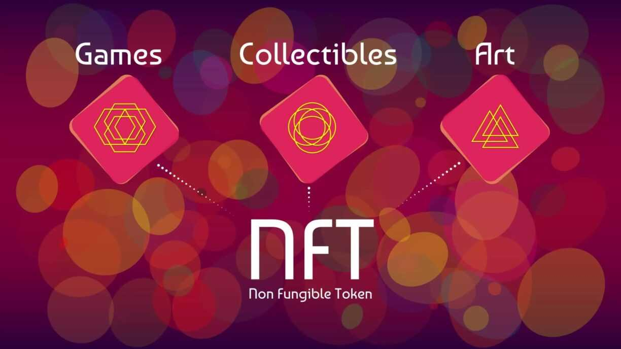 NFT sales increase to $2.5 billion in H1 2021 from less than $15 million a year ago