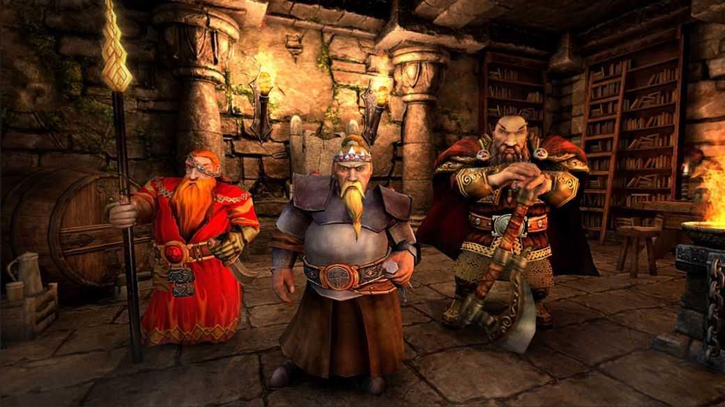 Ubisoft étudie Ce Qu'il Faut Faire Avec Might & Magic