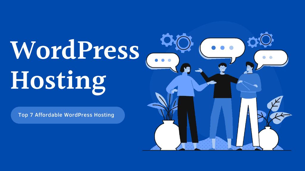 Los 7 mejores alojamientos de WordPress asequibles en 2021 • PassiveBlogger