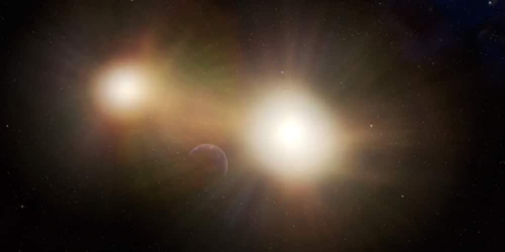 """Des exoplanètes semblables à la Terre pourraient être """"cachées"""" parmi des paires d'étoiles"""