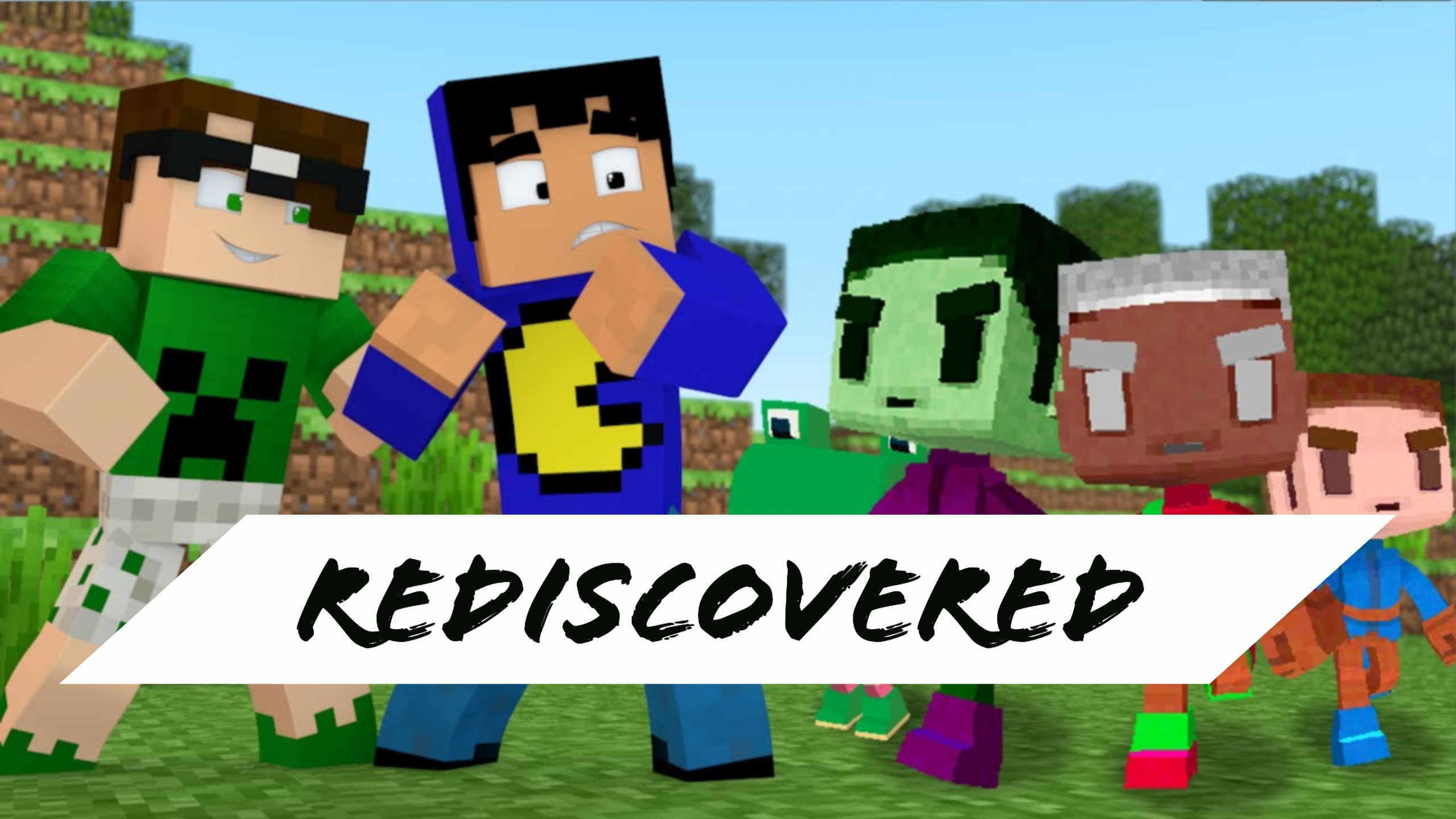 [MOD] Redescubierto - 1.6.4 → 1.14.4 • Minecraft.fr