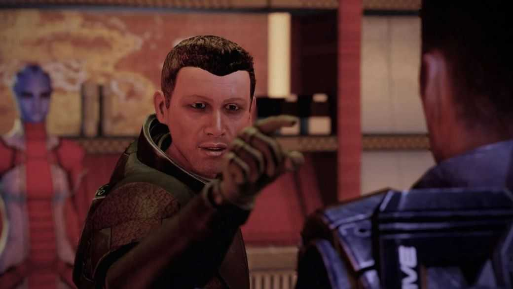 Mass Effect Legendary Edition résout un bug connu avec un mod