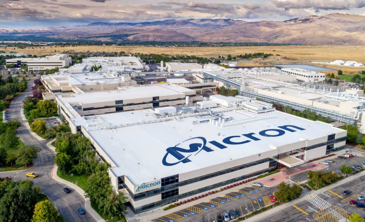 Micron is selling its former 3D XPoint fab to Texas Instruments for $900 million
