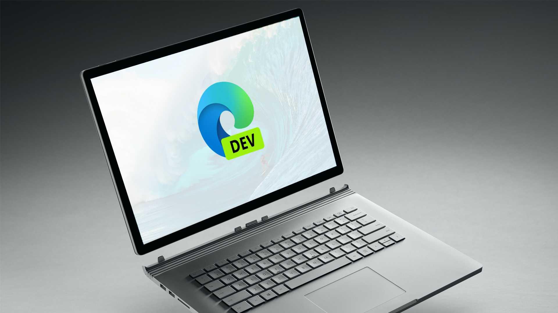 Microsoft Edge Dev est mis à jour vers la version 93.0.933.1.