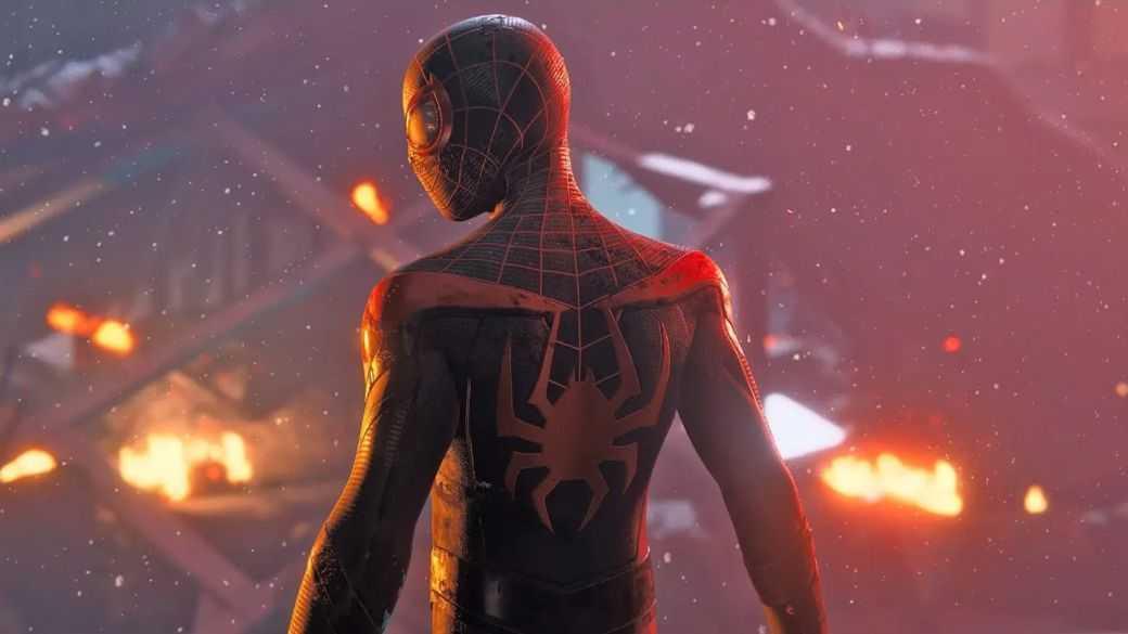 Marvel's Spider-Man : Miles Morales améliore son lancer de rayons dans le patch 1.10