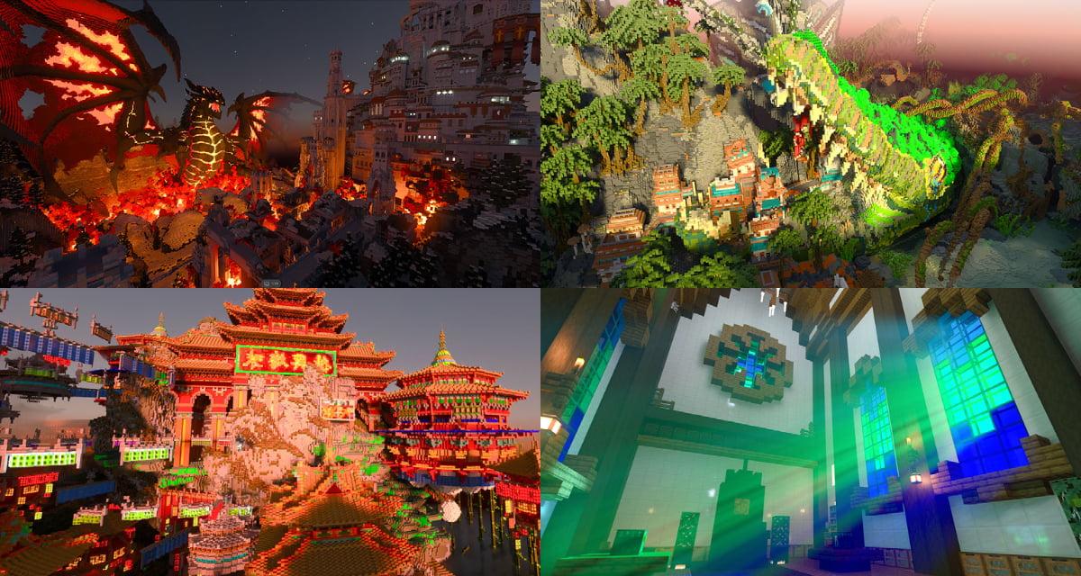 Minecraft avec RTX – Les 15 plus beaux builds de la communauté