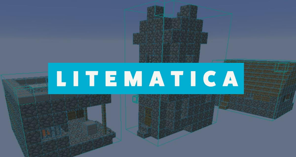 [Mod] Litematica – 1.13.2 → 1.15.2 / 1.16.5 / 1.17