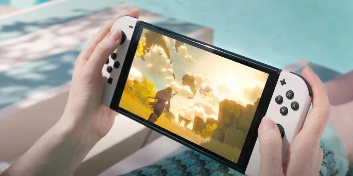 Nintendo Dit De Ne Pas Passer Au Nouveau Modèle Switch