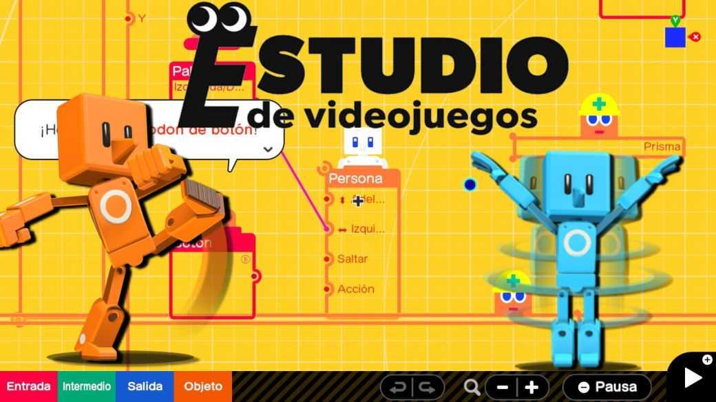 Nintendo et EVAD utiliseront Video Game Studio pour encourager la création de jeux