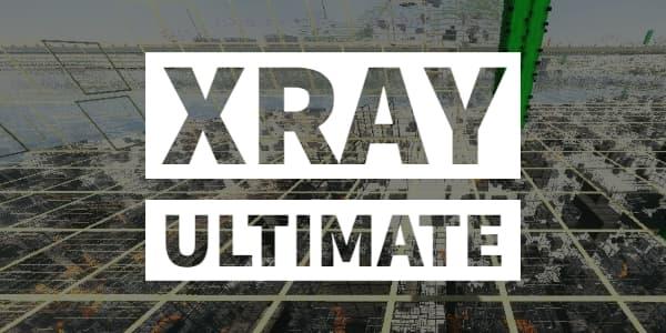 [Pack de textures] Xray Ultimate – 1.9.4 → 1.17