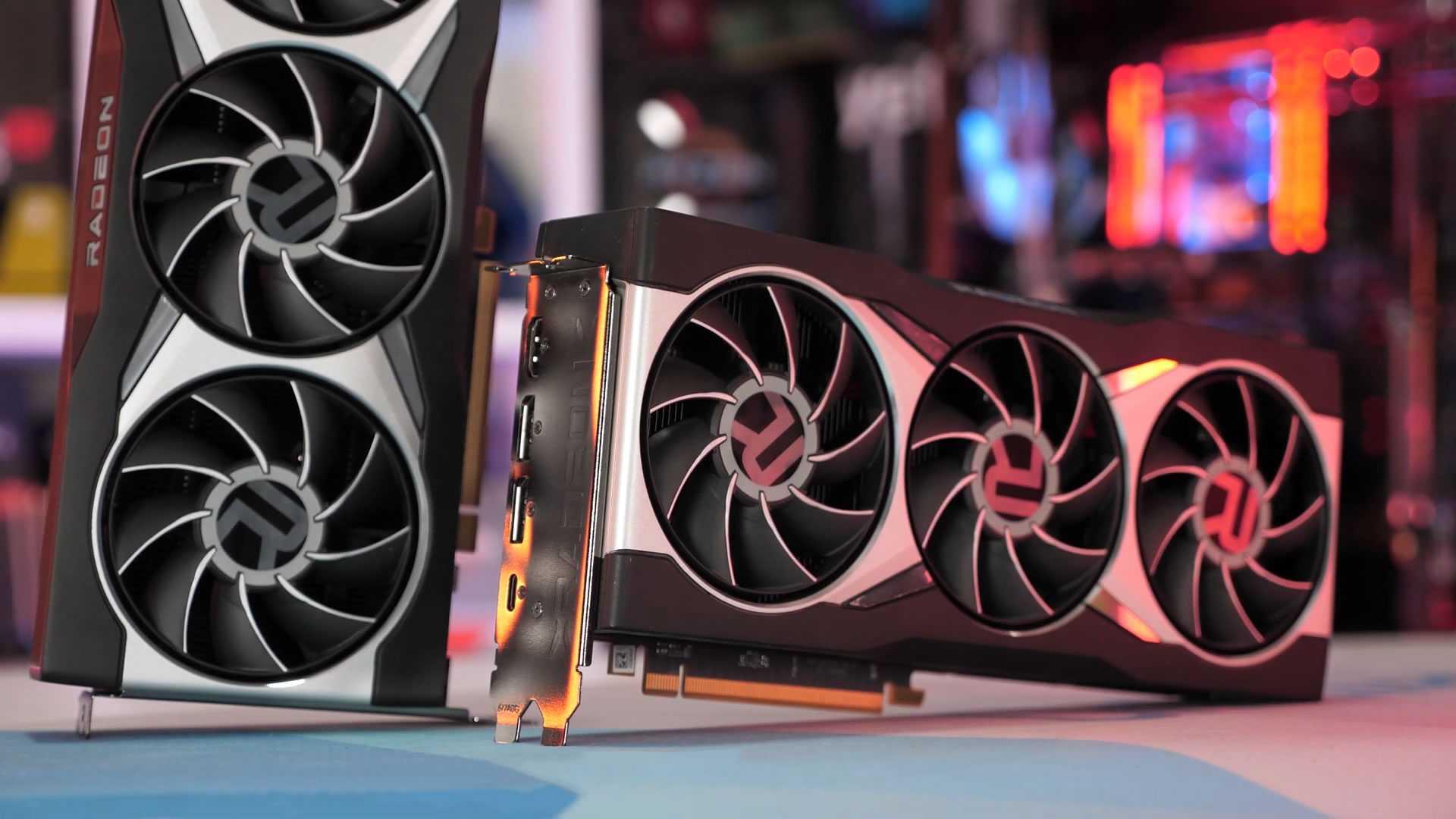 PowerColor lists AMD