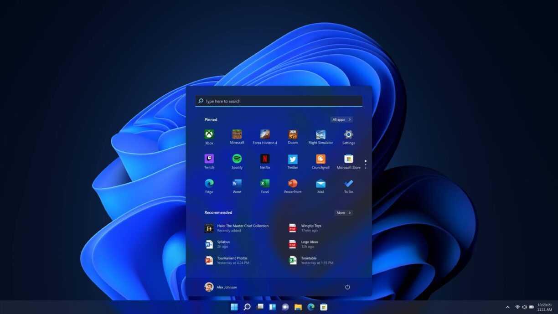 La nouvelle barre des tâches détaille subtilement la progression dans Windows 11