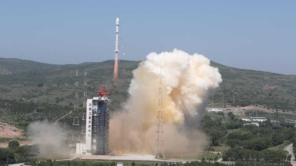 Rapide, Le Programme Spatial Chinois Lance Trois Missions En Quatre