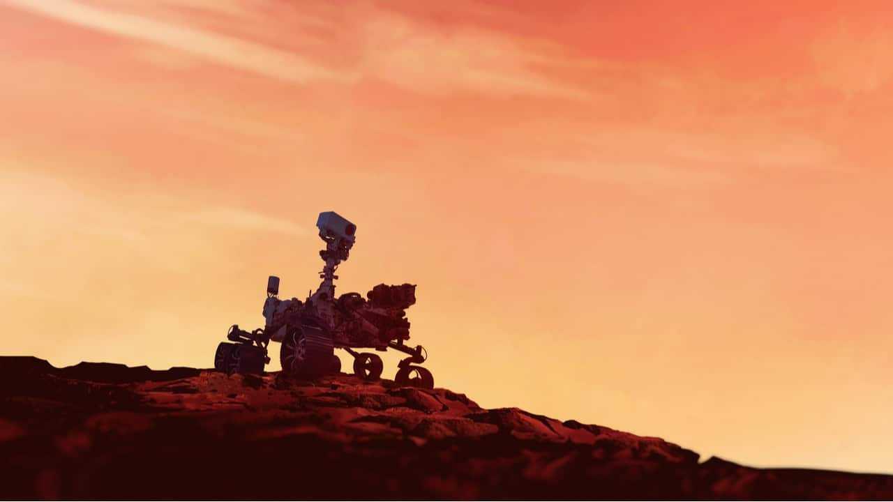 Rover Perseverance montre des photos d'une nouvelle zone d'exploration sur Mars