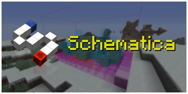 [Mod] Schematica – 1.7.10 → 1.12.2
