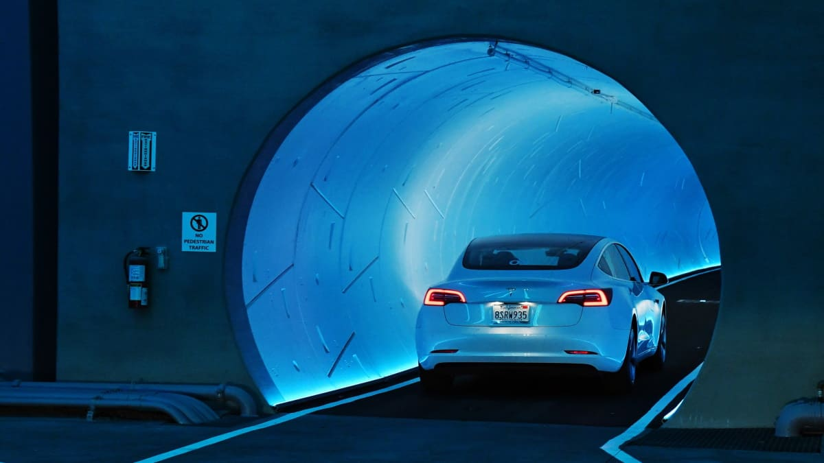 The Boring Company Of Musk Reçoit L'approbation Pour Construire Un