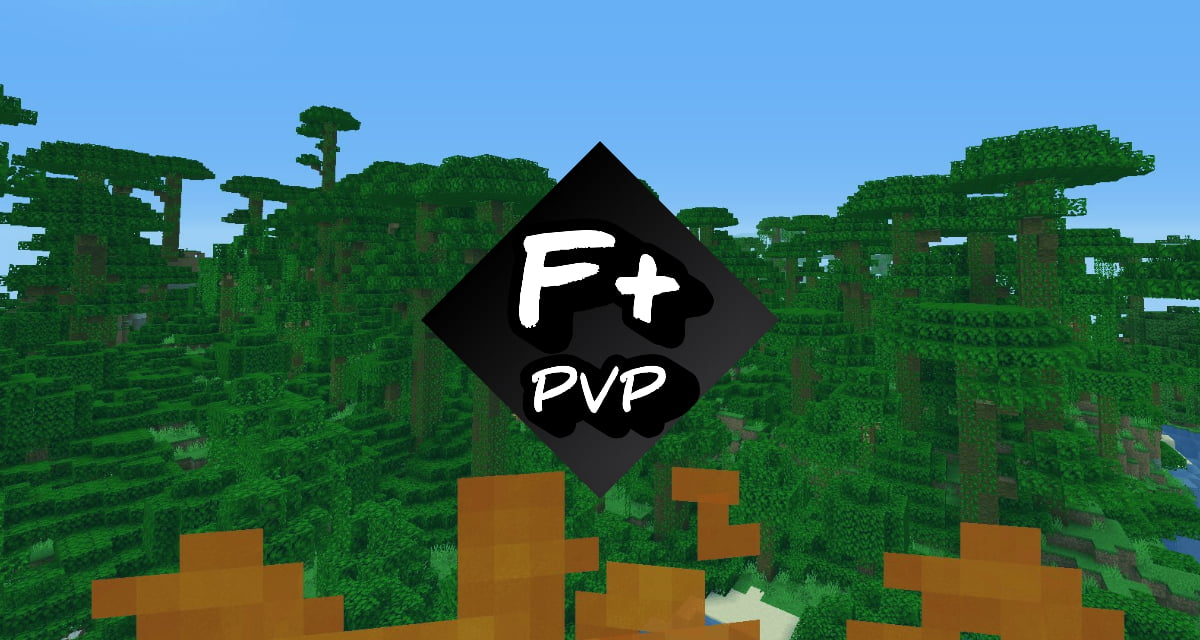 The F+ PVP – Pack de Textures -1.8 / 1.12 / 1.16 / 1.17