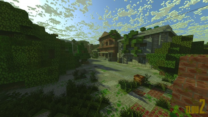 The Last Of Us Alone and Forsaken • Minecraft.fr
