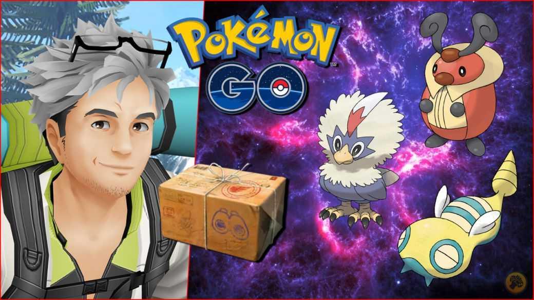 Pokémon GO : toutes les recherches, récompenses et brillants pour juillet 2021