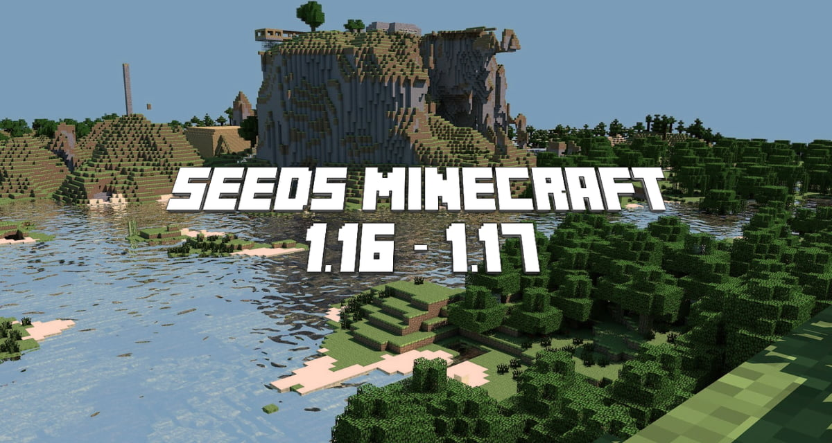 Les 25 meilleurs seeds pour Minecraft 1.17 / 1.16