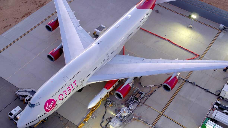 Virgin Orbit Se Prépare Pour Une Autre Mission En 2021